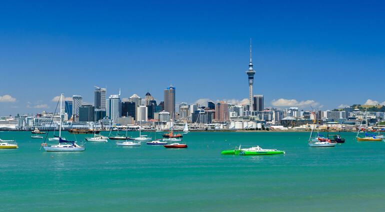 Cheap flight deals from sydney to auckland
